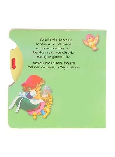 Çiçek Yayıncılık Neşeli Masallar D.-Sütçü Kız/Karga İle Tilki Renkli